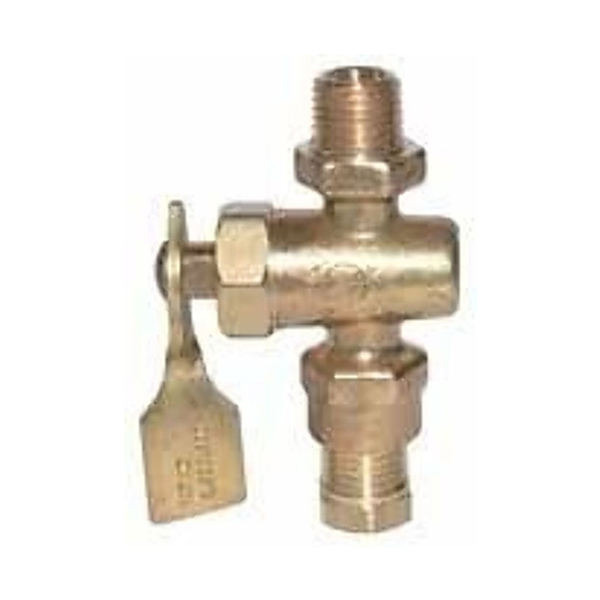 Racor RK19492 Filters Drain Valve Made By Brass For Diesel Only Hydrophobic Filter