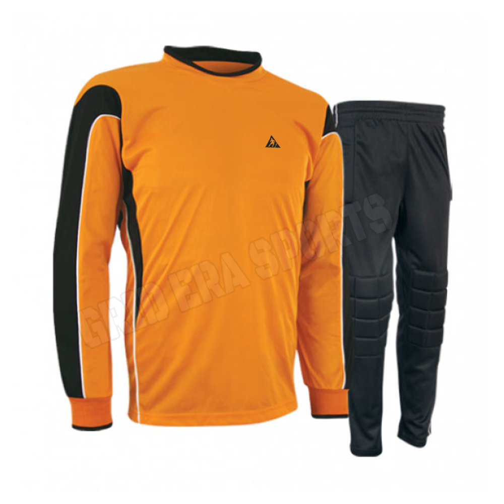 Factory Price Custom All Size Goalkeeper Jersey and Pant Soccer wears