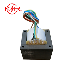 50VA Low Frequency Step Down Power Transformer 15V AC to AC with 70 Years Experience