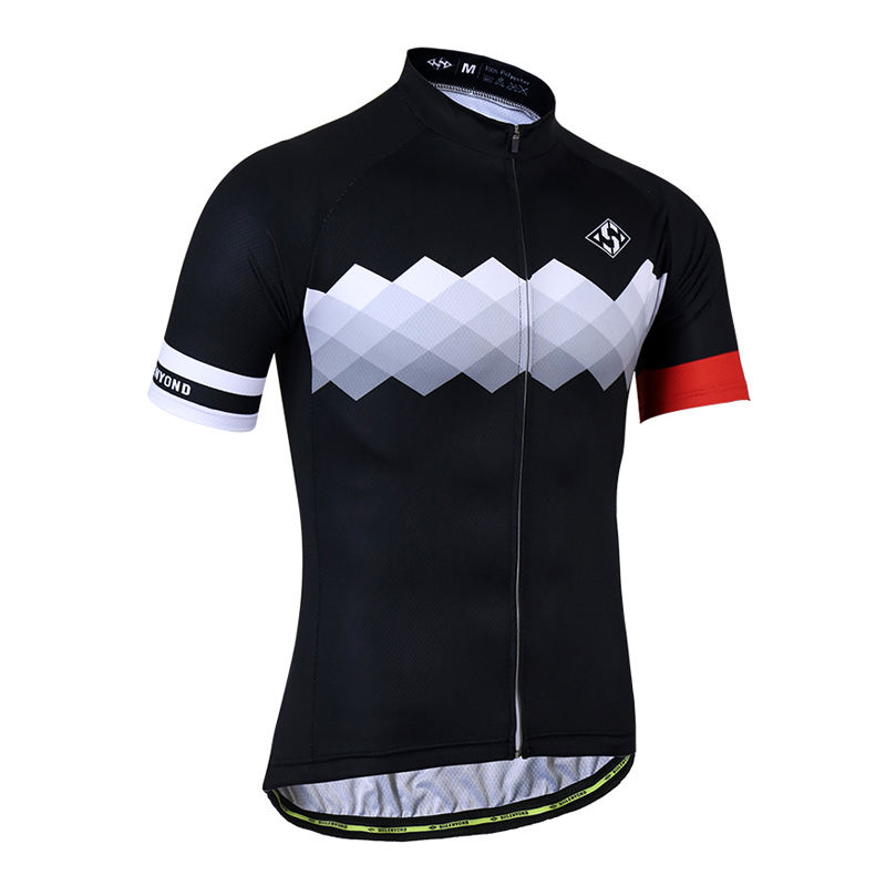 Custom design bicycle riding shirt short-sleeved suit quick-drying bicycle suit