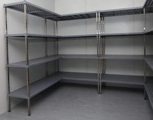 Custom warehouse storage racking in Guangdong stainless steel pallet shelving