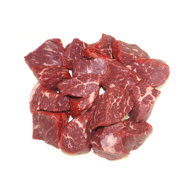 Frozen Goat Meat in Cubes for sale