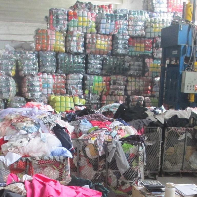 hot sale used clothing wholesale second hand clothes and bags