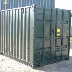 NEW ISO Standard Dry Cargo Steel Box 40ft Shipping Container for Sale