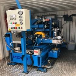 LEMASA ENGINE DRIVEN HIGH PRESSURE WATER JETTING MACHINE 2800 BAR 22 LPM FLOW