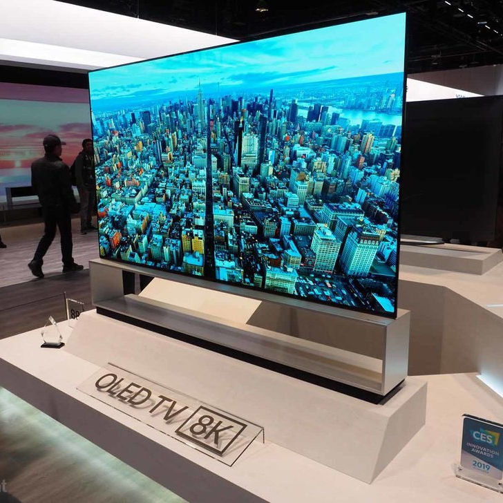 NEW FOR-LG SIGNATURE Z9 88 inch Class 8K Smart OLED TV w/AI ThinQ OLED 8K TV