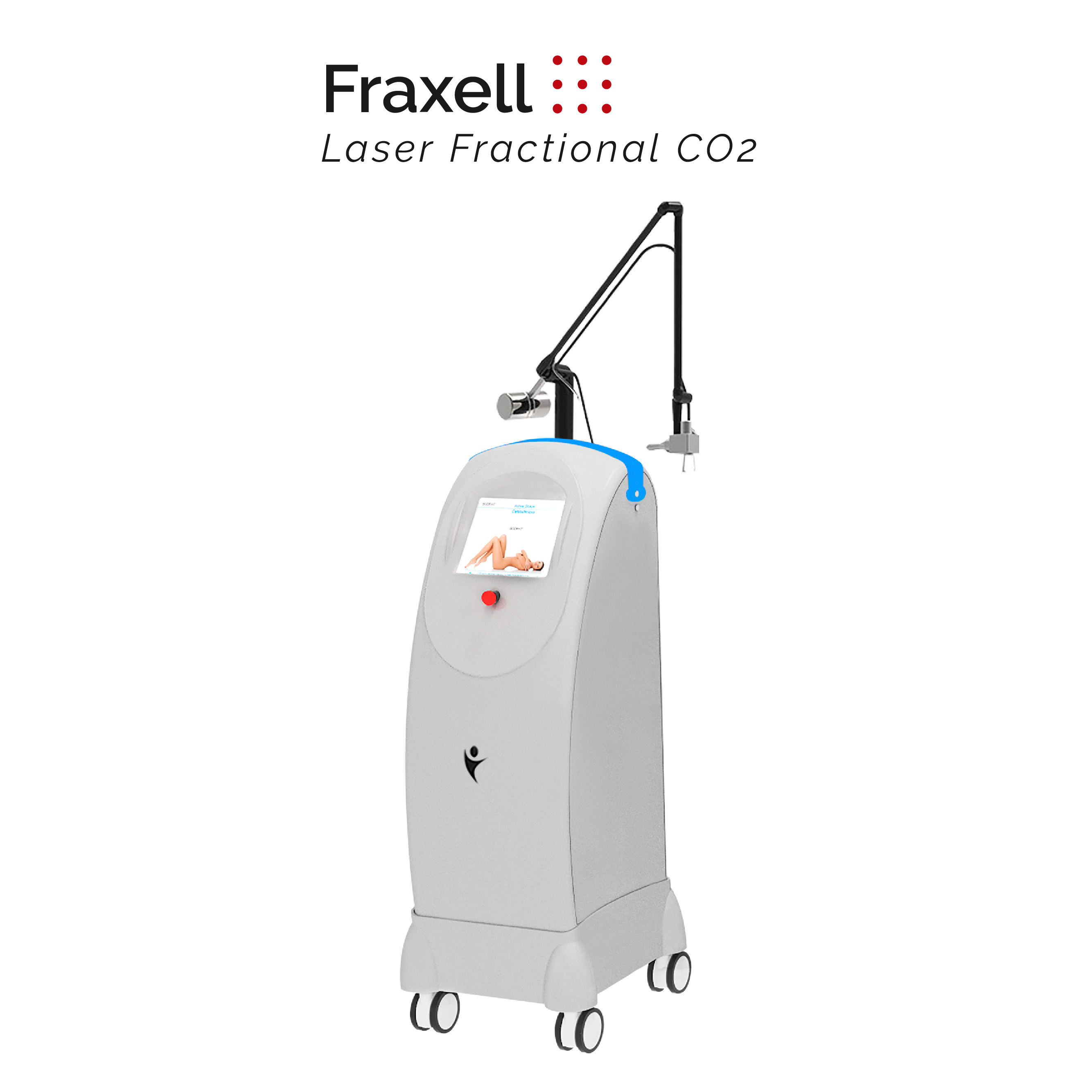 Co2 Laser-Attrezzature di Bellezza-Macchina Professionale