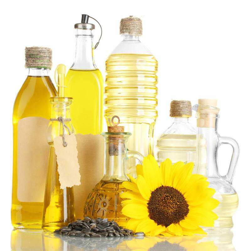crude degummed sunflower oil for sale