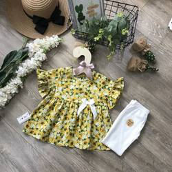Ultimate Fashionable Sweet style Clothing Sets For Baby Girls Support 7 days sample order lead time