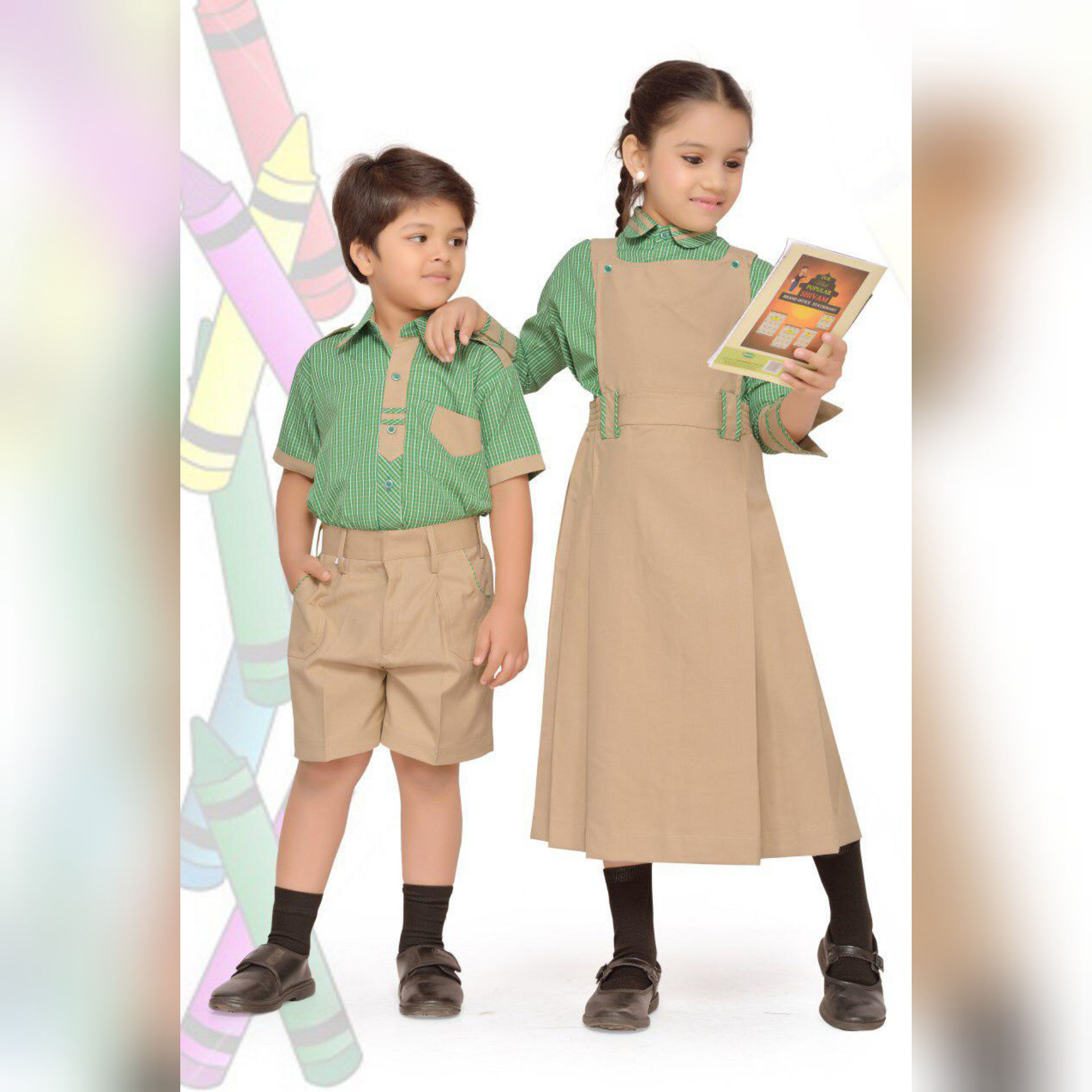 School Uniform for all grades for residential schools
