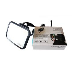 New mounting large rear facing baby safety car mirror for back seat