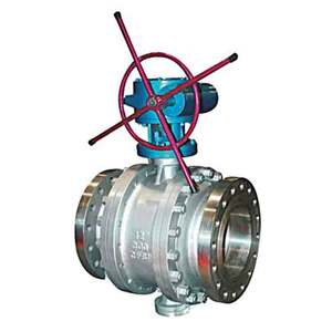 Manufacture ANSI Ball Valve metal seated trunnion mounted ball valves at the reasonable price