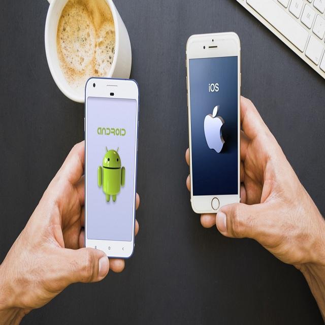 <span class=keywords><strong>Android</strong></span> и IOS дизайн <span class=keywords><strong>мобильных</strong></span> приложений