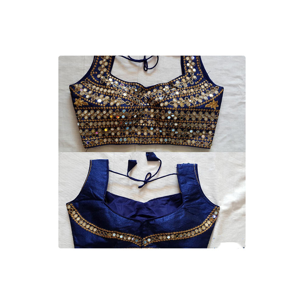 Bulk Exporter of New Fancy Design Festival Wear Blouse