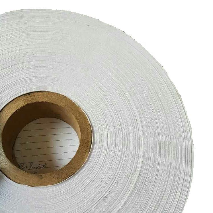 Factory hot sell 28gsm 30mm width straw wrapping paper rolls
