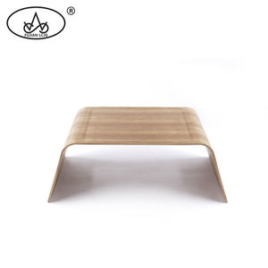 High Quality Willow Wooden Laptop Computer Monitor Holder Stand Desk On The Bed