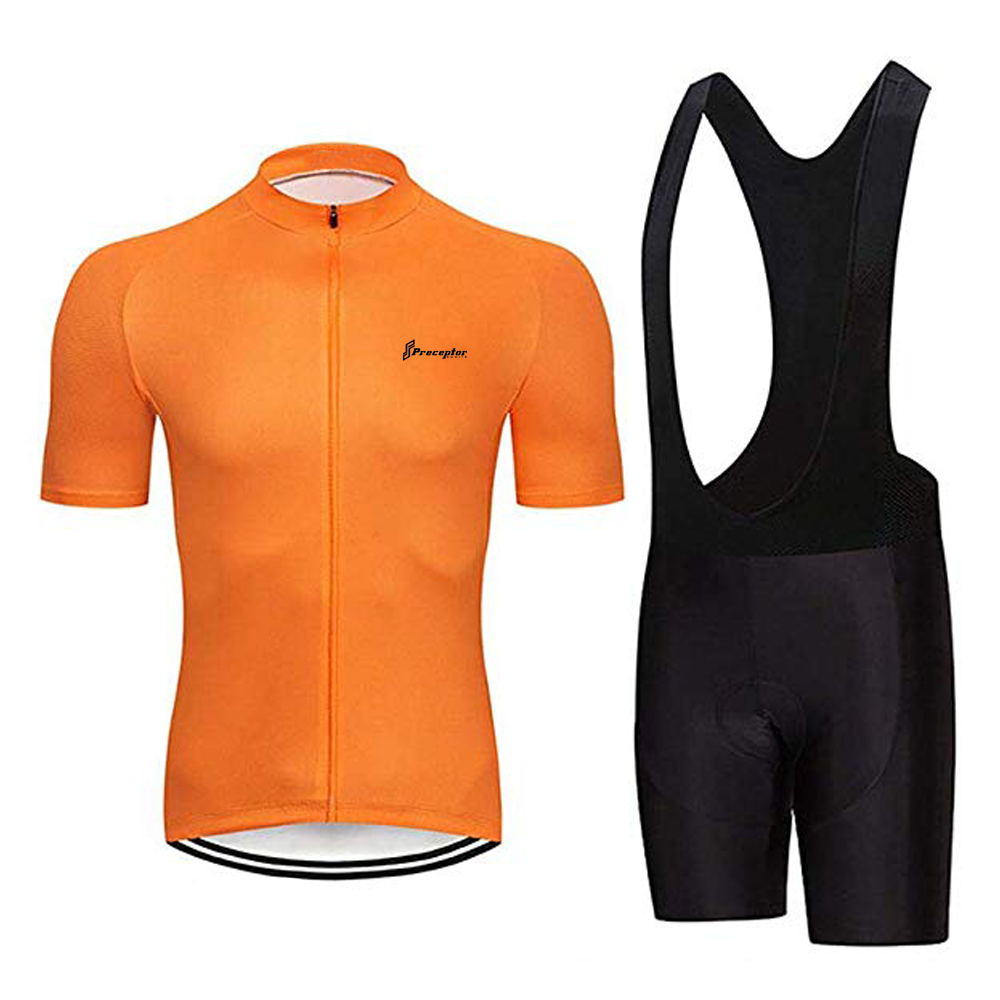 High Quality Men's Sportswear Cycling Suit / High Performance Slim Fit Cycling Wear Suit