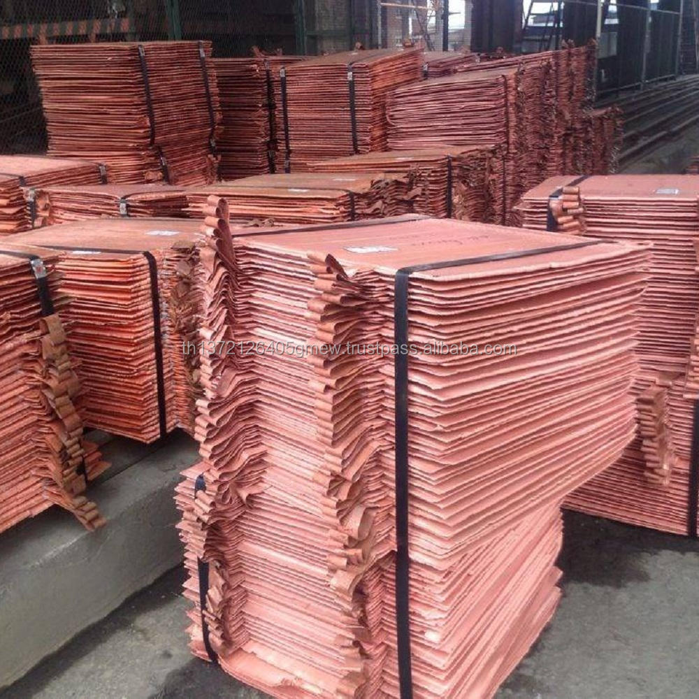 BULK Copper Cathode in thailand