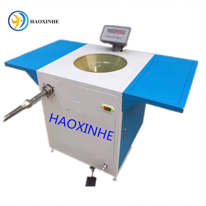 Goose Feather Garment semi-Automatic Feather Cotton Pillow Filling Machine Toy Dall Making Down Filling Machine