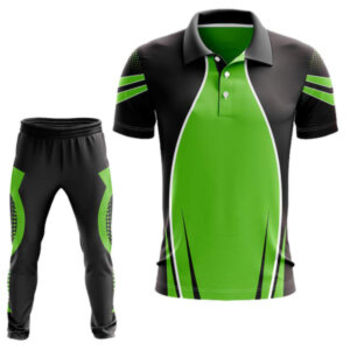 cricket uniform with sublimation and non sublimation best digital polyester and miicro and double