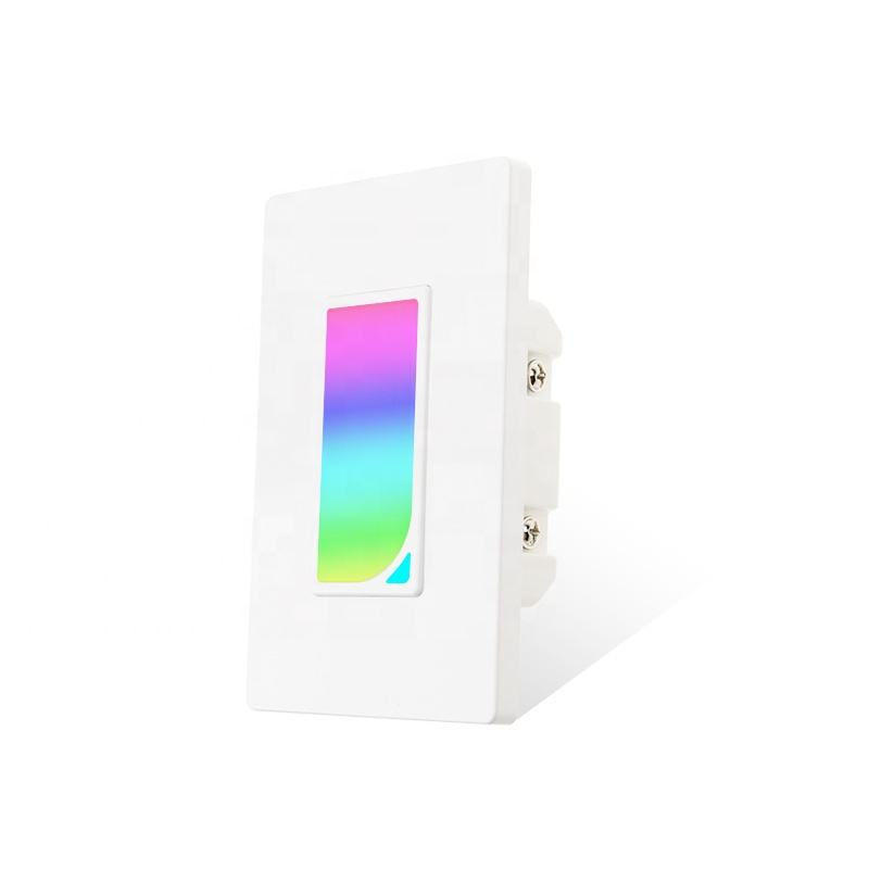 Scene Light Wifi Tuya Smart Intelligent Touch Switch with 2 Years Warranty PST-WF-US