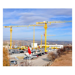 Super Quality Wholesale Product - Stationary Tower Cranes