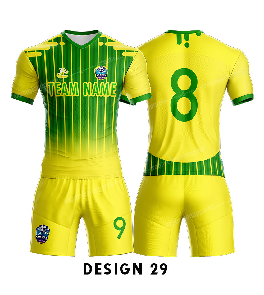 2019-20 Uniforme di calcio