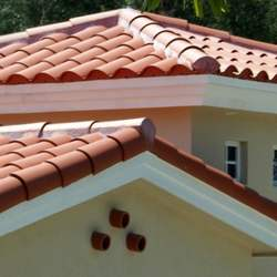 High Quality building materials S type clay roof tile for sale