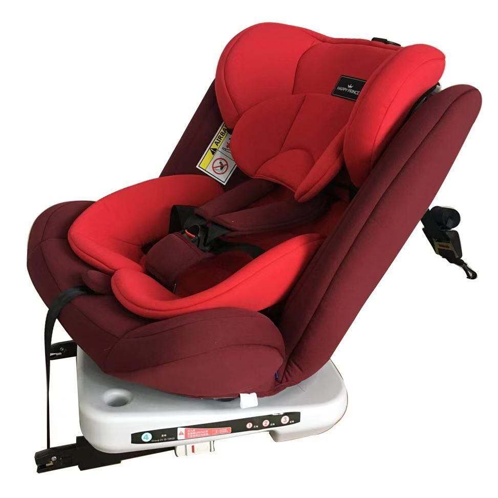 baby car seat 360 rotate isofix high quality 9months-12years old baby car seat for car
