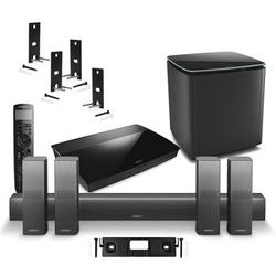 Clearance Sales For Factory Brand New BOSES LIFESTYLE 650 WHITE OR BLACK Home Theatre System