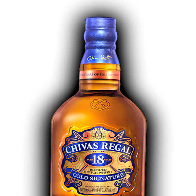 En gros Chivas Regal 18 Blended Scotch Whisky 50cl, 70cl et 1L