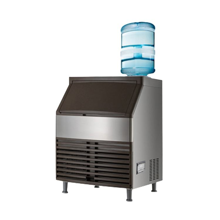 Grace Kitchen Ideal Choice Commercial Ice Maker Machine with Water Dispenser Under counter Ice Making Machine