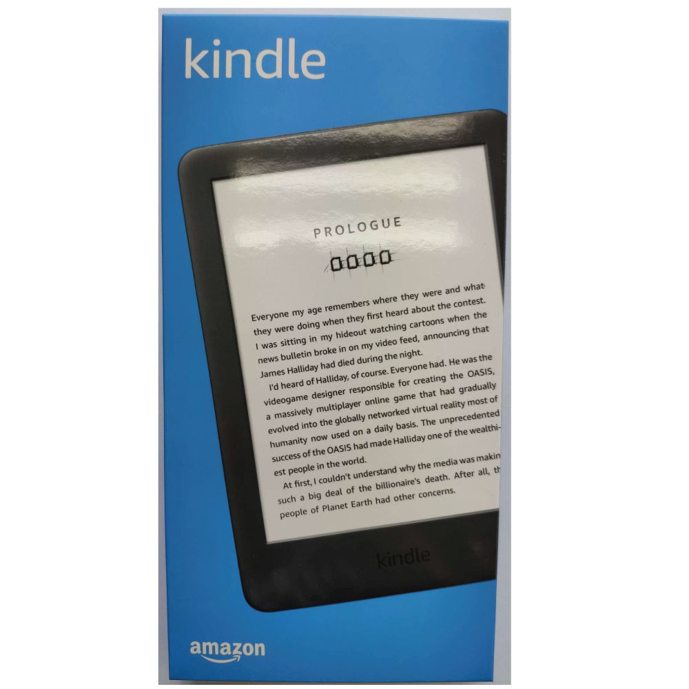 Amazon All-New Kindle 10 gen with Built-in Front Light e-reader 2019 Kindle