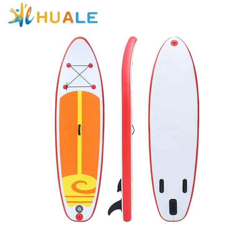Guangzhou Huale stand up paddle boards yoga inflatable sup board set