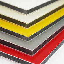 Buy IDEABOND nano coating wood color acp sheet/wall cladding/building materials aluminum composite panel