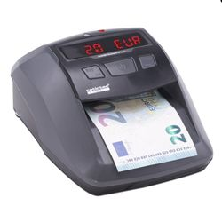 An automatic detector for banknotes with the possibility of a software update Soldi Smart Plus ELCOM