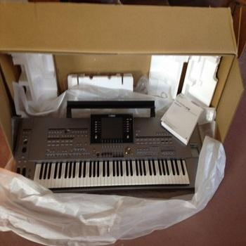Pabrik Langsung Yamahas Tyros5 76-Key Arranger Workstation Keyboard