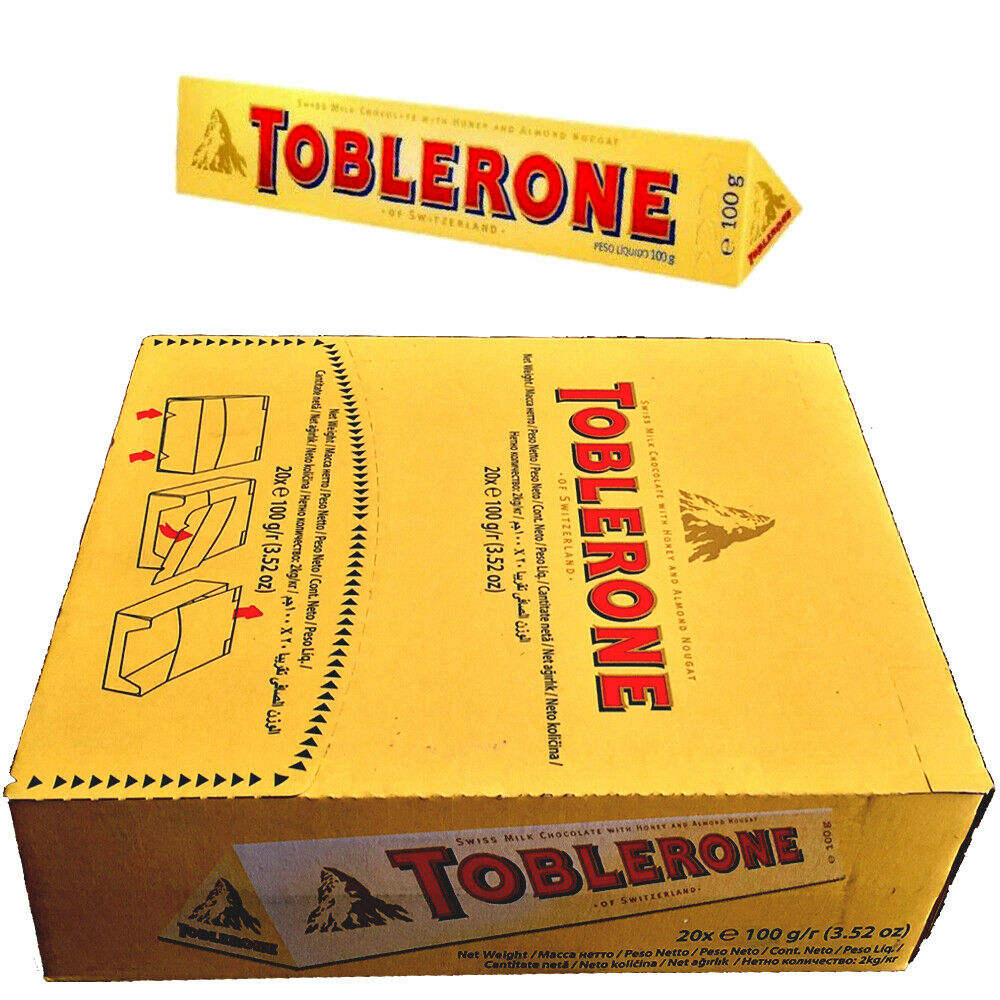 CHOCOLAT TOBLERONE COLLECTIONS