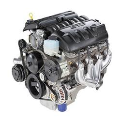 The Chang Chai 4105 Diesel Engine used for light truck and Generator