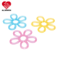 Allwinwin FGS07 Finger Strengthener - Flower Shaped Set Of 3 Trainer Extensor Band Exerciser Stretcher