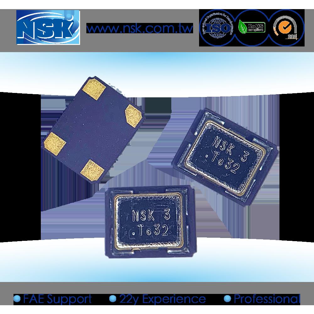 Standard Clock Oscillators 32.768kHz 5ppm 40C 5 pieces 85C TCXO