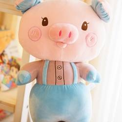 Pig plush in stuffed and plush animal/plush pig pillow