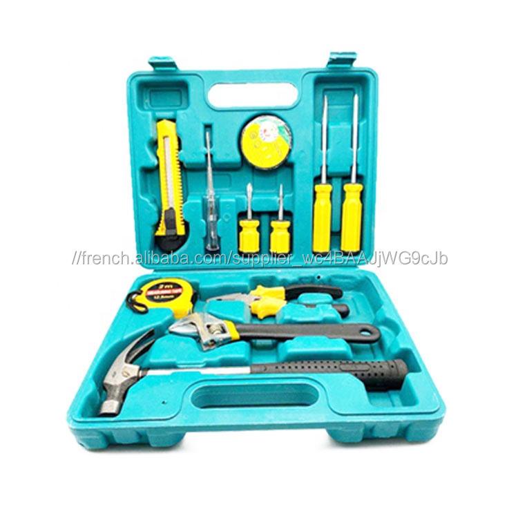 Les meilleures ventes durable 11 pièces boîte à outils domestique usage <span class=keywords><strong>polyvalent</strong></span>