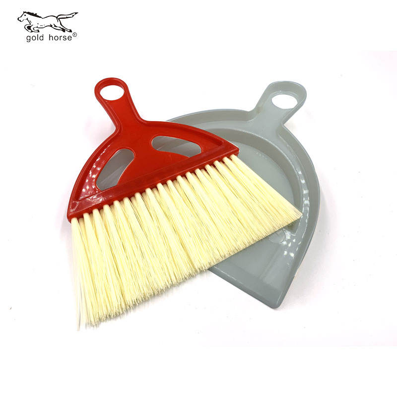 Pets Cleaning Dustpan Supply Plastic Set Mini Dustpan Broom House Sweeping Tools