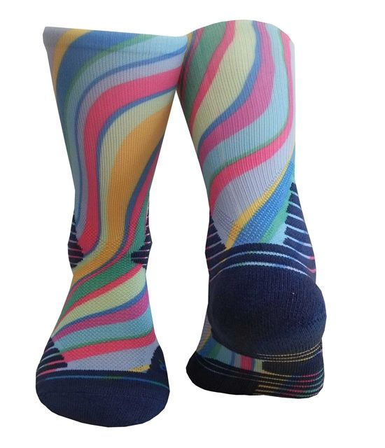 Socks -Wholesale custom merino wool socks custom toe socks with good price