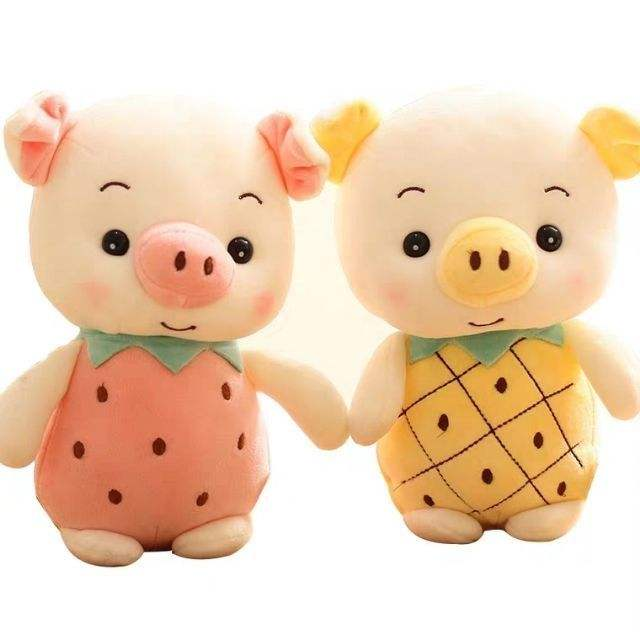 Hot selling popular stuffed plush graduation pink pig soft toy OEM/ODM manufacturer Vietnam
