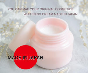 OEM Whitening cream made in Japan