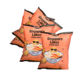 Potato Bag Flavor Spicy F.EAST Singapore Laksa Potato Chips Shelf Life 12 Months In Bag Packaging