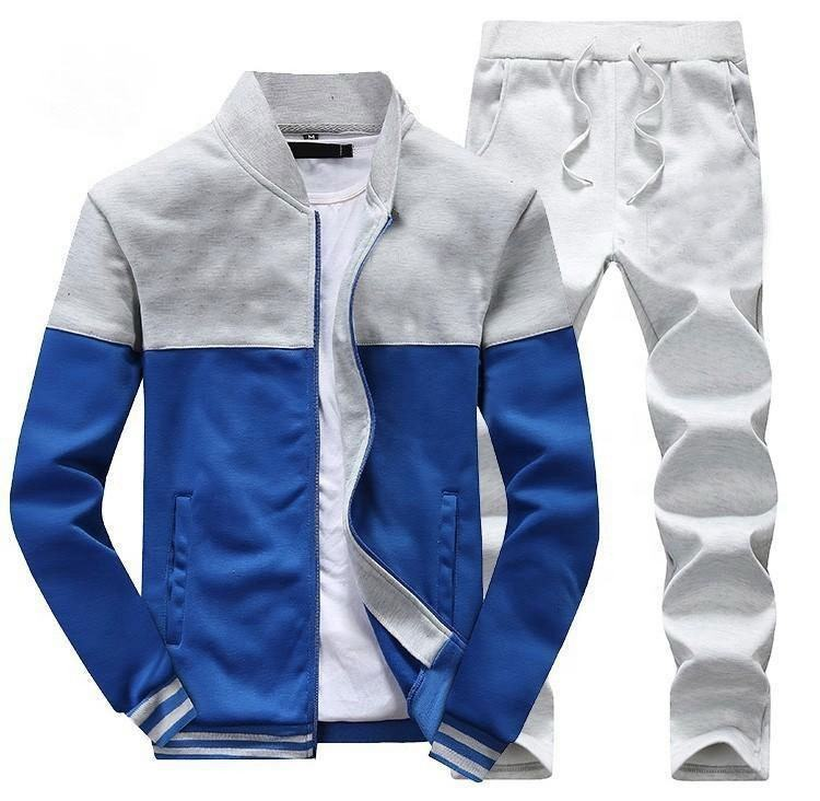 Full Zip Hooded Jumpsuit Cheap Tracksuits For Men