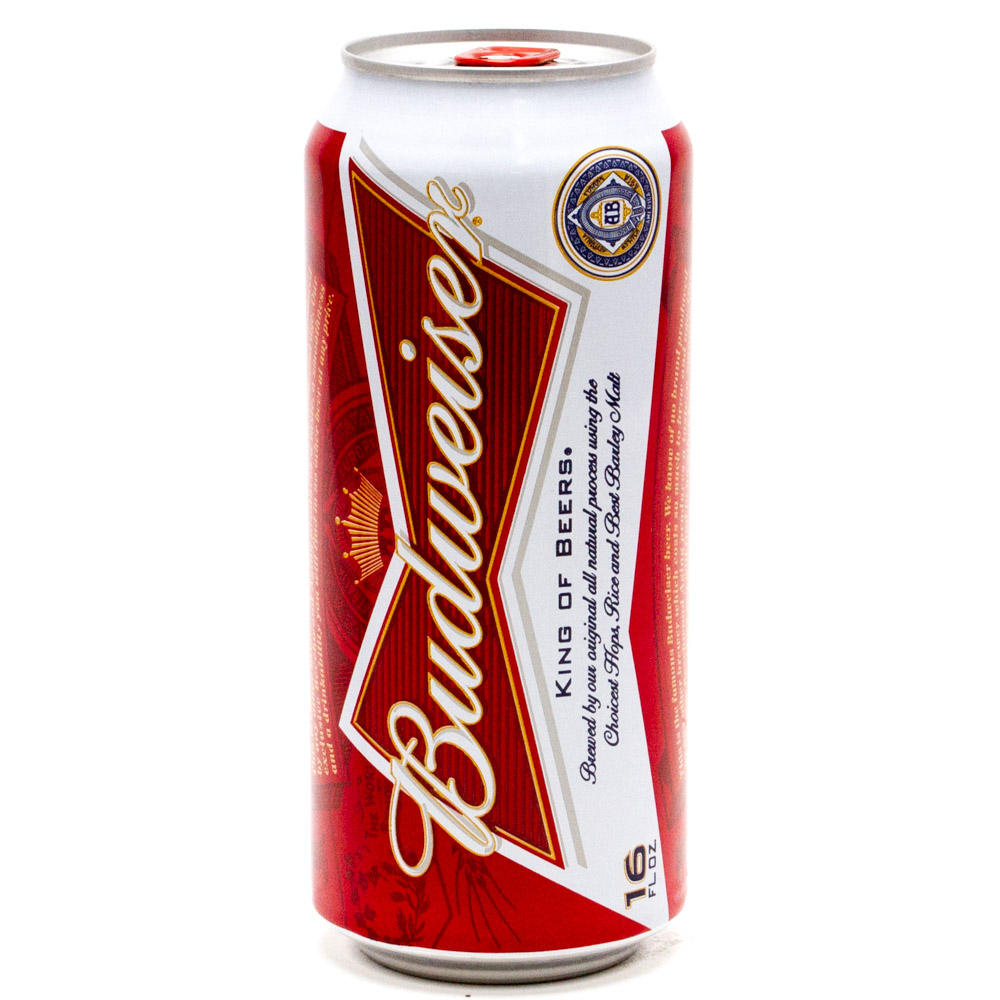 Online Cash and Carry buy Budweiser Lager Beer Can 24 x 500ml Online Cash And Carry!!!!!
